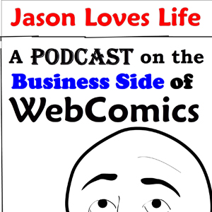 WebComic Business Logo for Podcast