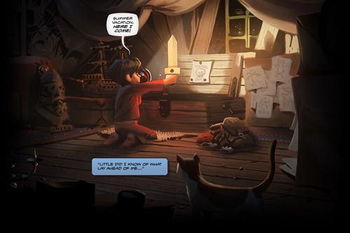 wormworld saga chapter 1