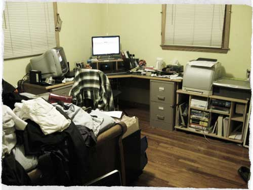 Office of Clutter