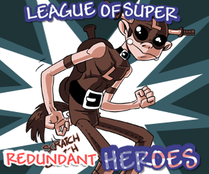 League of Super Redundant Heroes Image