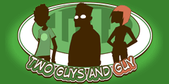 Two Guys and Guy Logo