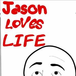Jason Loves Life Logo